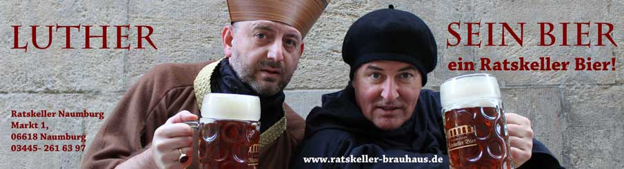 Luther sein Bier